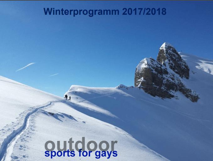Winterprogramm 2017,18