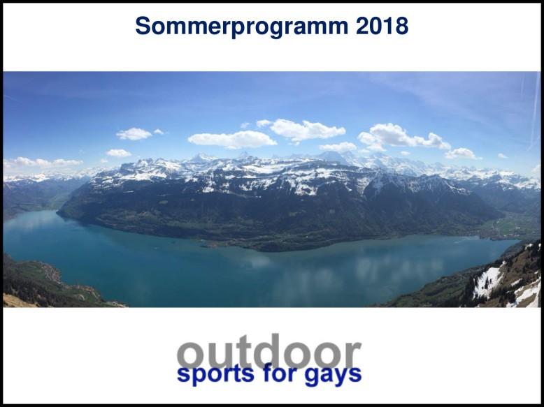 OSG Sommerprogramm 2018 Seite 1