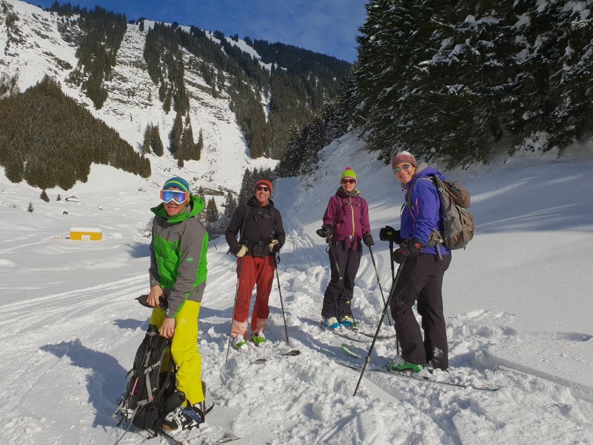 lesbian gay ski